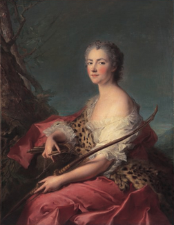 Louise de Mailly Nesle, Comtesse de Mailly