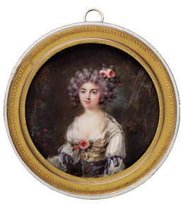 Hortense the Marquise de Flavacourt